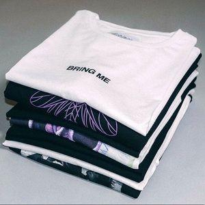 Horizon Supply Co Shirts - NEW Horizon Supply Co BMTH Long Sleeve Shirt
